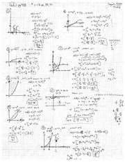 Homework on Integration by Parts
