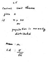 Statistics Lesson 7-2 Confidence Intervals Population