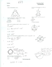 geo reference sheet - is the area of the base 1 3 V â