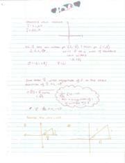 Pre-Calculus Standard Unit Vectors Notes