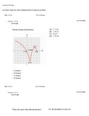 Trigonometry Study Resources