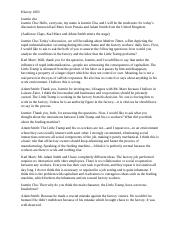 Speech #1 Outline Communications 1010 Jeemin Cha Informative