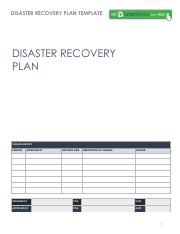 And the purpose of business continuity is to maintain a minimum. Ic Disaster Recovery Plan 10506 Pdf Pdf Disaster Recovery Plan Template Disaster Recovery Plan Version History Version Approved By Revision Date Course Hero