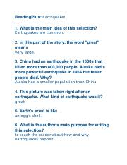 Reading Plus Stories Answers : reading, stories, answers, African, Safari:, Adventure, Reading, Answers
