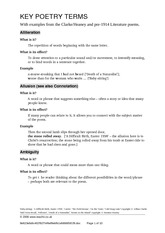 Persuasive Worksheet Example