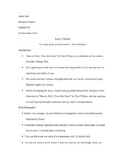 english 101 essay team building reflection essay for english ...