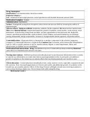 Ati Medication Form