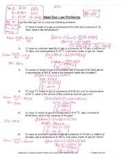 Intermolecular Forces Worksheet - 1 CO 2 and CO 2 2 NH 3 ...