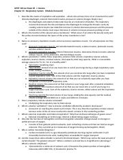 Anatomy and Physiology 102 Final - Digestive Test Review 1 ...