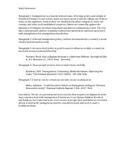 ENG 1304 Thinking And Writing Baylor Course Hero