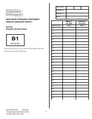 HKSA 2020_English_Paper 1_Part B1_RP_Final.pdf - HKSA-DSE 2020 ENG LANG PAPER 1 PART B1 B1 EASY SECTION 2020 HKDSE STANDARD ASSESSMENT ENGLISH ...