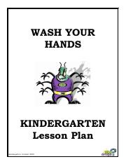 ECCE 1105 Hand Washing Parent Letter (Rountree).docx