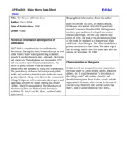 MWDS-Dorian Gray - AP English Major Works Data Sheet ...
