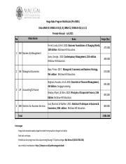 Price list alat tulis kantor merk bantex bagian 1. 3. Daftar Buku Pra MBA-Februari 2021.pdf - Harga Buku Program Matrikulasi(Pra-MBA Kelas MBA-50 ...