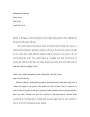 English 101 Essay English 101 Amu Page 1 Course Hero English 101