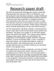 AICE Env Juan Garcia AICE Environmental Management Period 8