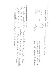 Gas Law Theory and Calculations Worksheet Solutions