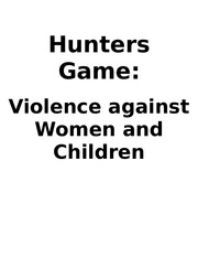 A Mini Research on Violence Against Children and Women