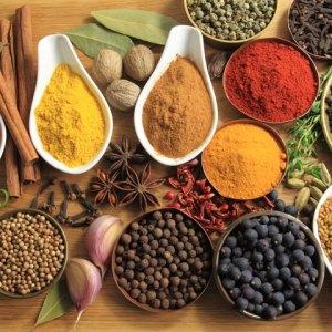 Les Épices et Plantes aromatiques