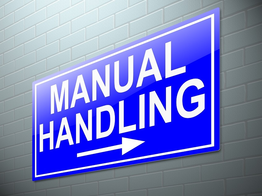 Invest in manual handling training for business and save money