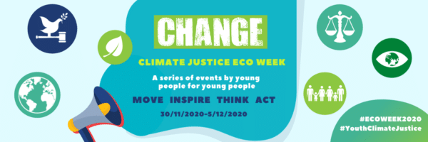 Youth Climate Justice ECO-WEEK