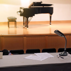 Music Auditions in DkIT