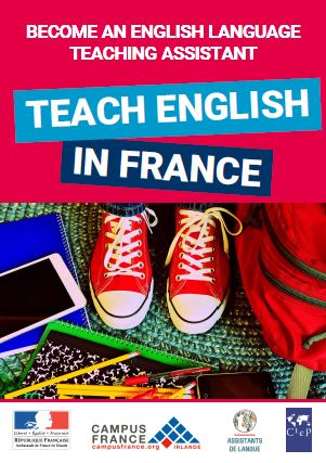 Become an English Language Assistant in France