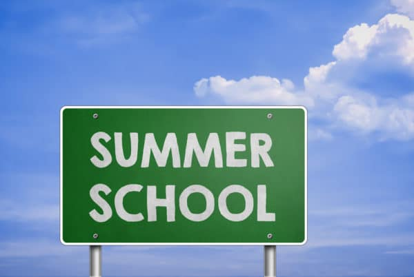 Here Comes the Summer Schools!