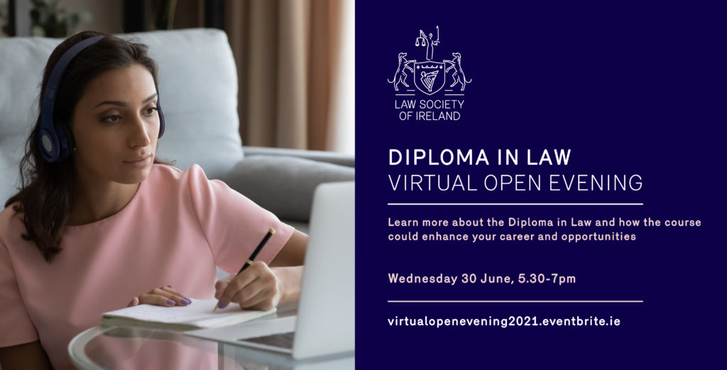 Diploma In Law Virtual Open Evening At The Law Society – Diploma Centre