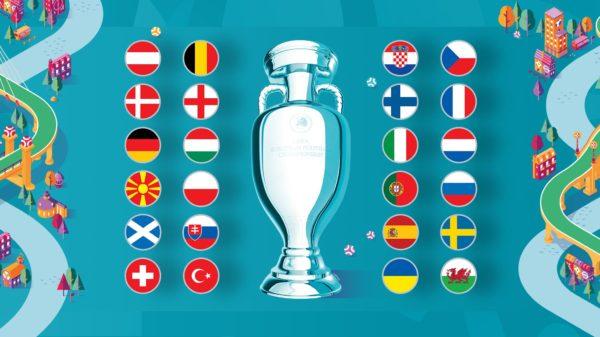 Euro 2020 Languages