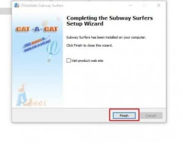 تشغيل صب واي سيرفرس Subway Surfers علي الكمبيوتر بالكيبورد (8)