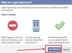 حماية حسابك علي الفيسبوك 4