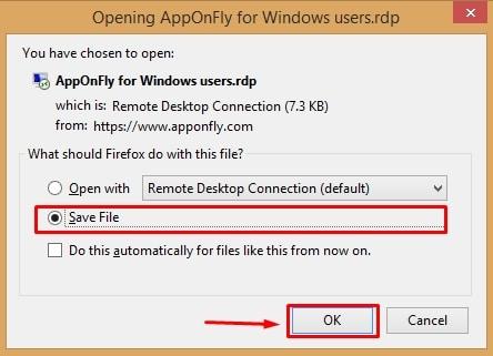 VPS مجانى من موقع AppOnFly 6