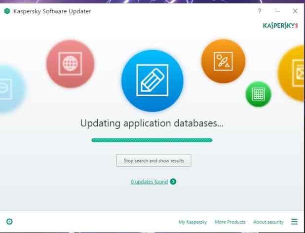 تنزيل Kaspersky Software Updater