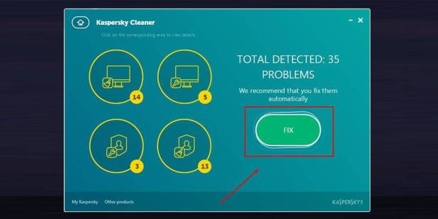 Kaspersky PC Cleaner
