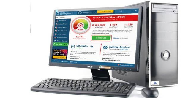 قم بتصليح جميع مشاكل جهازك بضغطة زر واحدة عن طريق هذا البرنامج الرائع Auslogics BoostSpeed