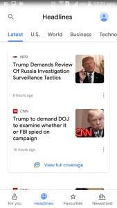 تحميل تطبيق أخبار جوجل الجديد