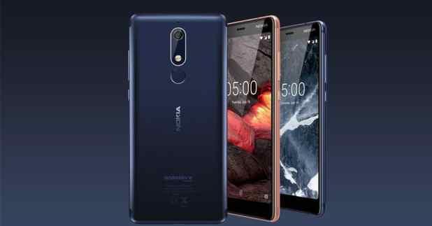 تعرف علي مواصفات وسعر هاتف Nokia 3.1 الذي سيبدأ في الانتشار الشهر الحالي