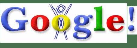 تاريخ شعار google الثاني