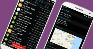 تطبيق Network Connections لمعرفة إذا كان هاتفك مخترق أم لا