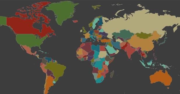 موقع localingual للاستماع إلي أي نشيد وطني في العالم بضغطة زر واحدة