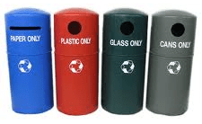 recycling policies in UK 2