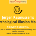 Jorgen Rasmussen – Psychological Illusion Model
