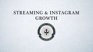 Ari Herstand & Lucidious – Streaming & Instagram Growth