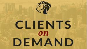 Russ Ruffino - Clients on Demand