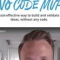 Bram Kanstein – No Code MVP