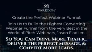 Jason Fladlien – Webinar Funnels (Warroom Mastermind)