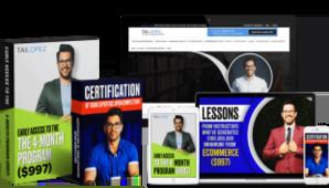 Tai Lopez – Ecommerce Specialist Certification