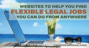 Work from Home Attorney Jobs