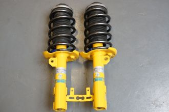 Front B8 Dampers and Race Spec Springs